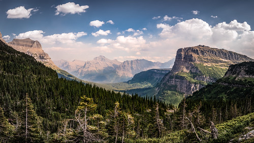 Beautiful Landscape of Glacier NP (High-Res) | by Bernd Thaller