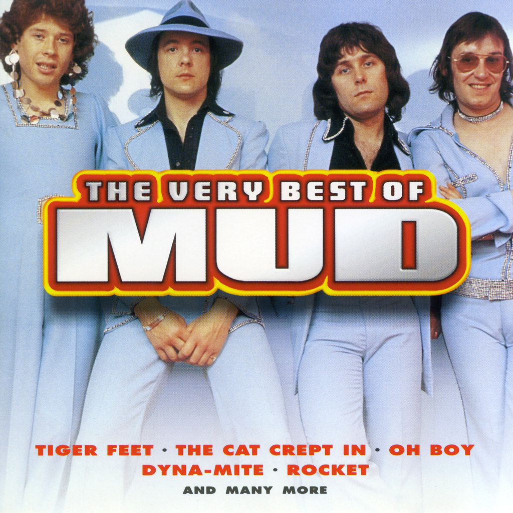 The Very Best Of Mud | Tiger Feet Dyna-Mite Crazy Hypnosis T… | Flickr