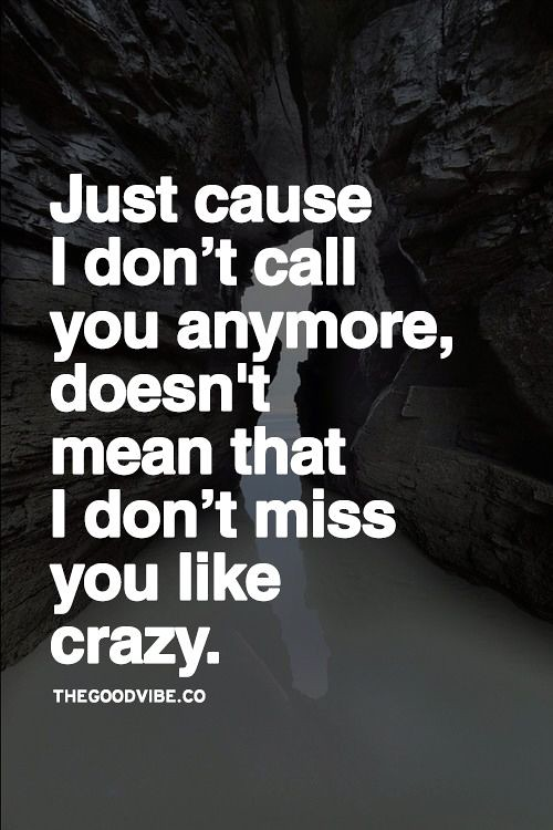 miss like crazy