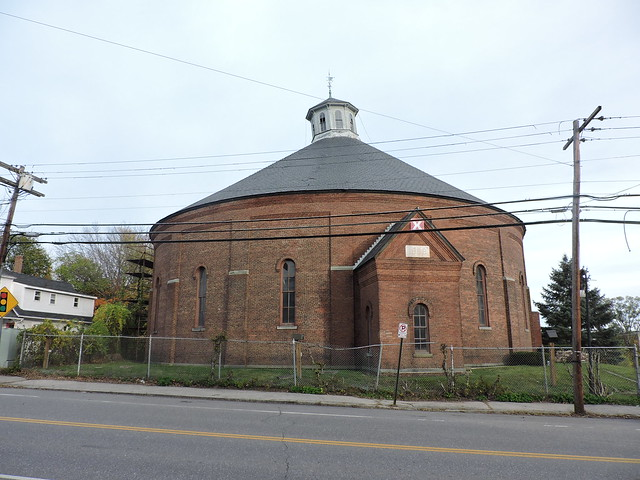 Concord NH Gas Holder (1888)