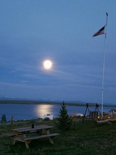 Lake John Resort, Walden CO   by camp.colorado