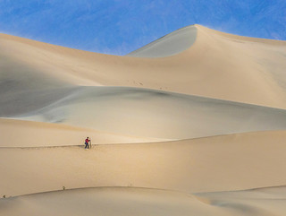 Death Valley Dunes | by Bowné Photo