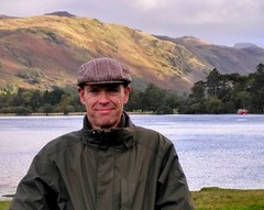 Me in the lakes