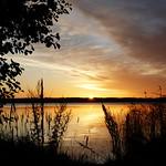Soluppgång över Slemmern - av evisdotter
