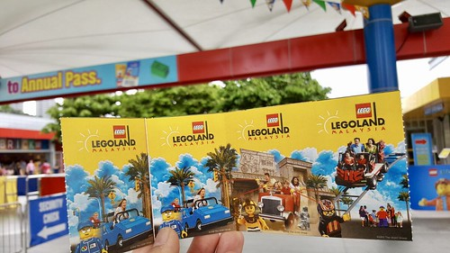 Legoland Malaysia Brick-versary | by RainbowDiaries Blogsite Singapore