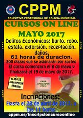 (Online) Delitos económicos: Hurto, robo, estafa, extorsión, receptación (may2017)