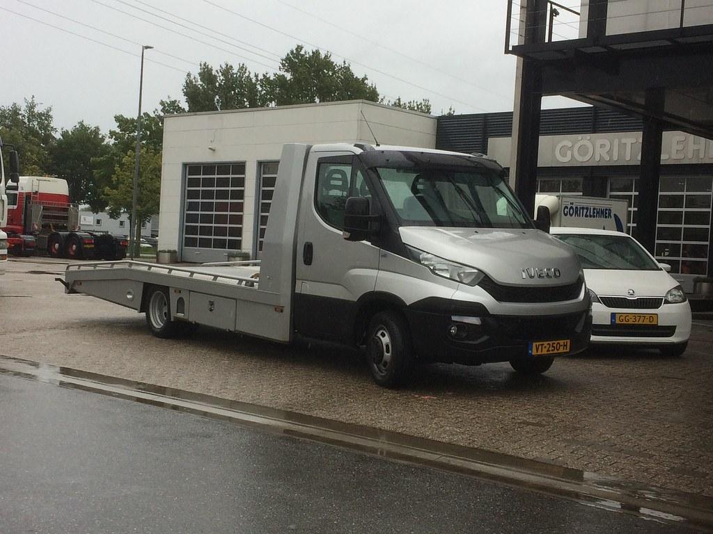 2016 Iveco Daily Car Transporter Vt 250 H Random User