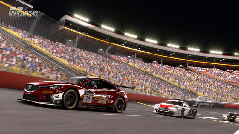 GT Sport Demo