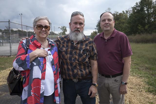 Ruth Dyal, Randy Williams, Ben Nance