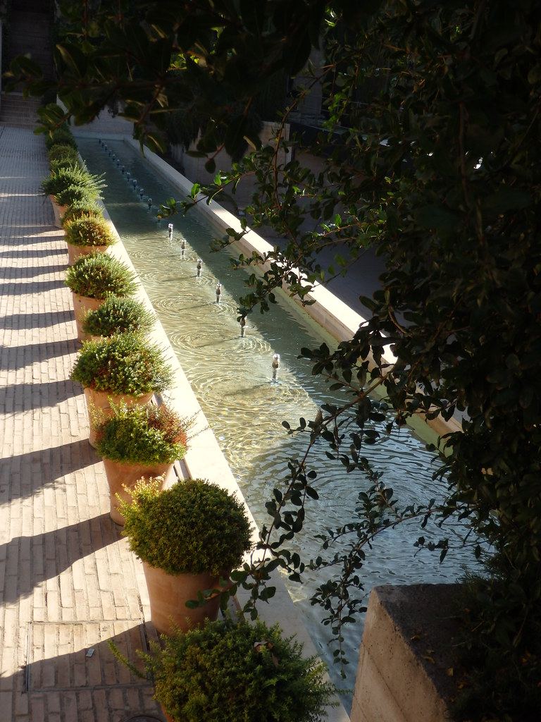 In the Generalife