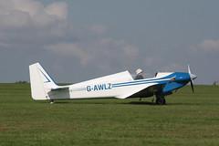 G-AWLZ Sportavia-Putzer RF-4D [4099] Sywell 020917