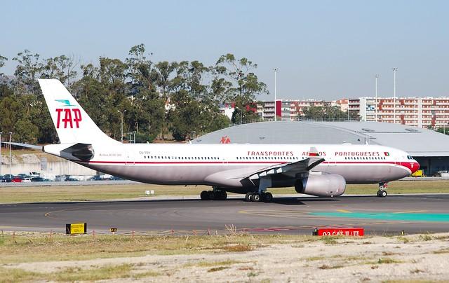 CS-TOV A330-343X TAP Air Portugal