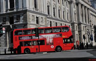 Bus EH21 London | by WT_fan06