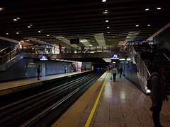 Metro Estación La Moneda