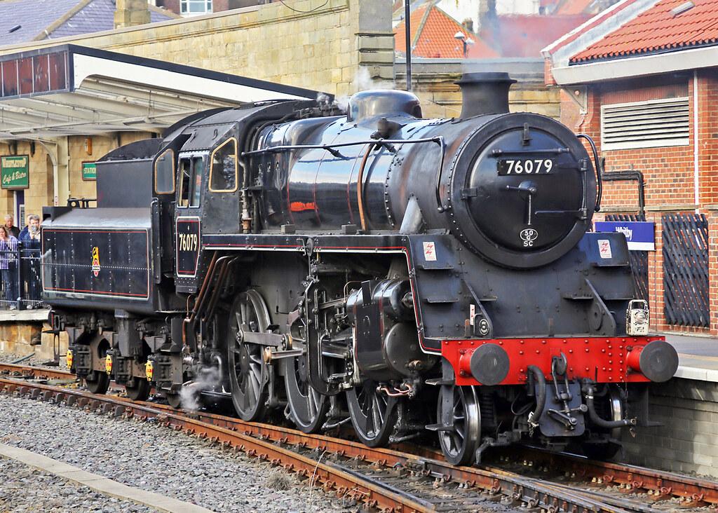 76079 BR Standard Class 4 2-6-0