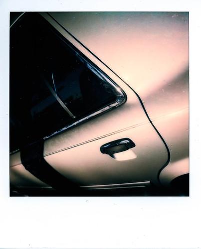 Polaroid SX-70 w/ Polaroid Originals Color Film | by ericlwoods