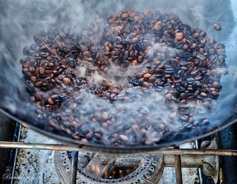 Pan-Roasted Java