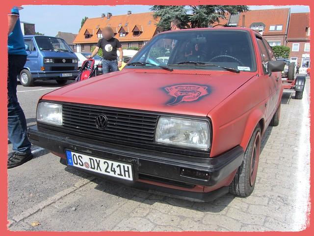 VW Jetta MkII