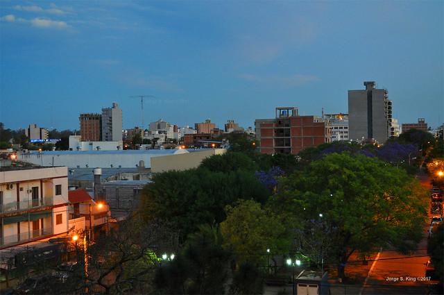 El barrio, la ciudad