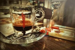 esspresso coffee cafe inder chocolate snack