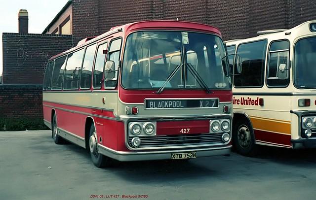 Lancashire United 427 800705 Blackpool [jg]