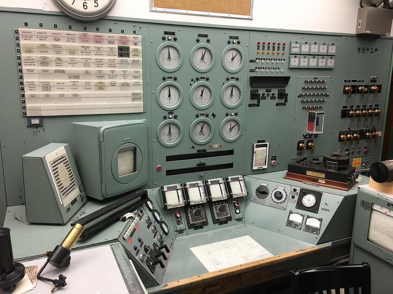 Reactor controls