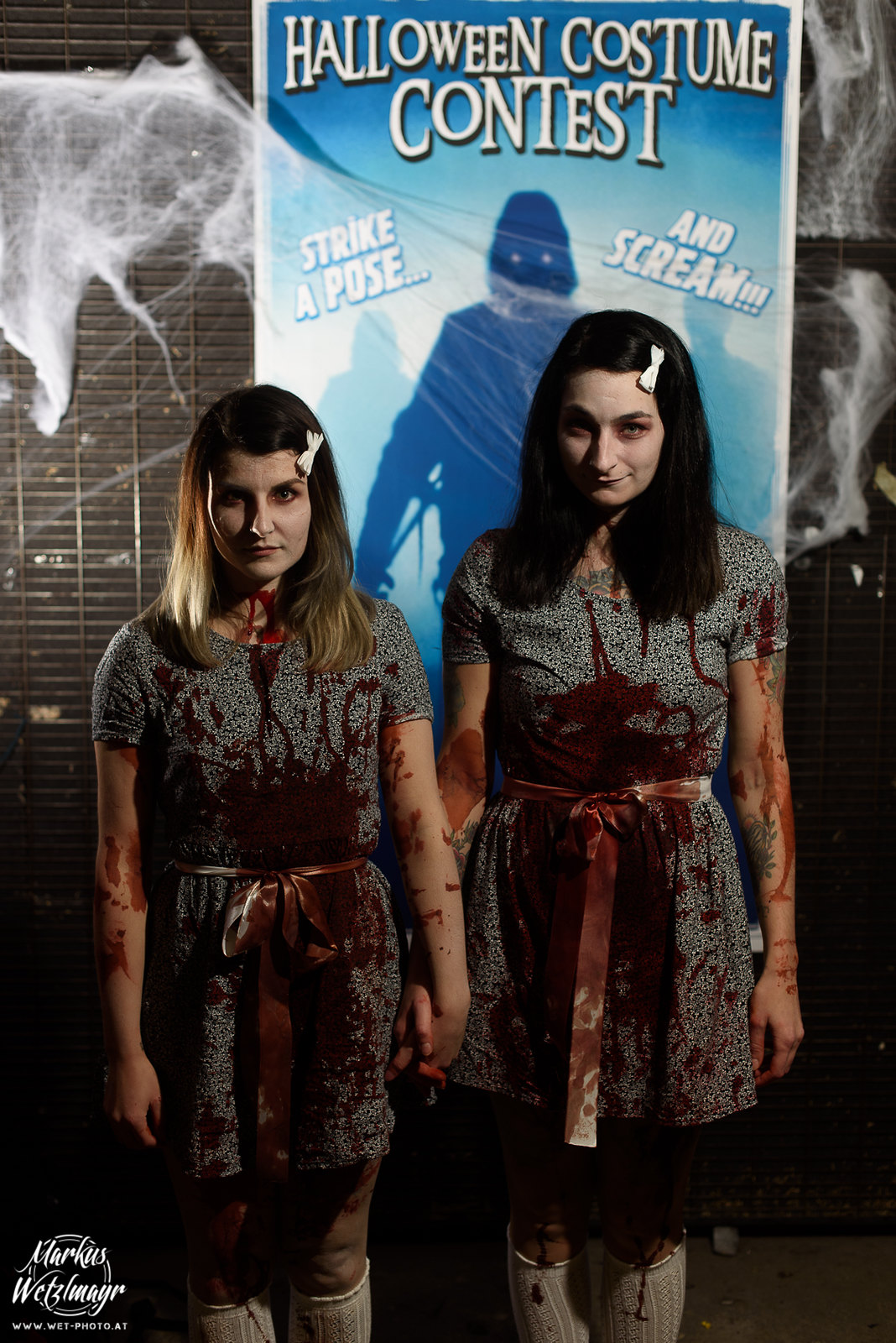 """#6 - Jaquie & Tissi, """"Shining Twins"""" - Everyday is Halloween, 15 Years of BZFOS"""