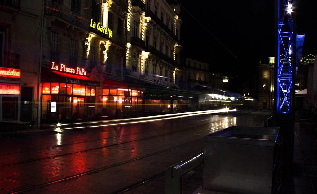 Montpellier in motion