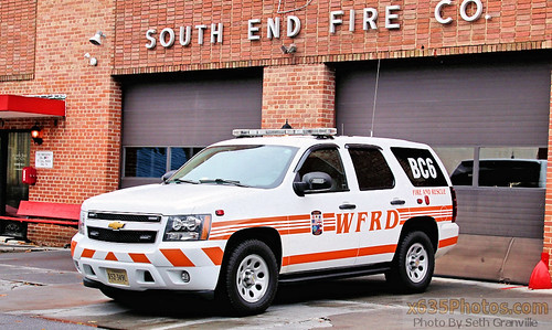 City Of Winchester (VA) Fire & Rescue Battalion Chief 6 Photo