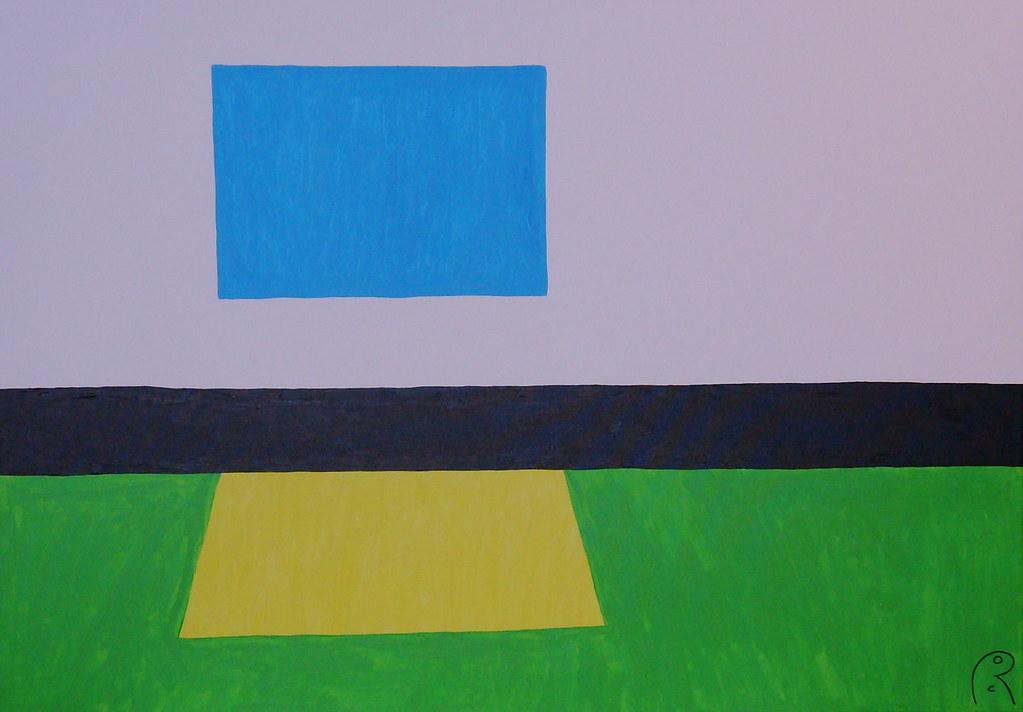 Le Lac   -  by Jan Theuninck, 2017 - impression of Villa Le Lac by Le Corbusier)