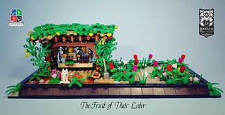 The Fruit of Their Labor | by The Corner Builder