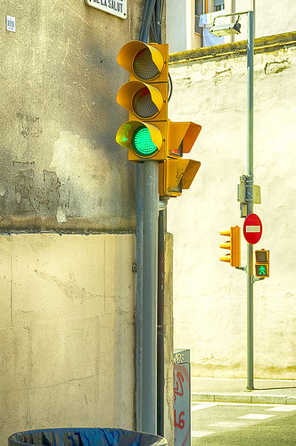 traffic light | by osamuphoto