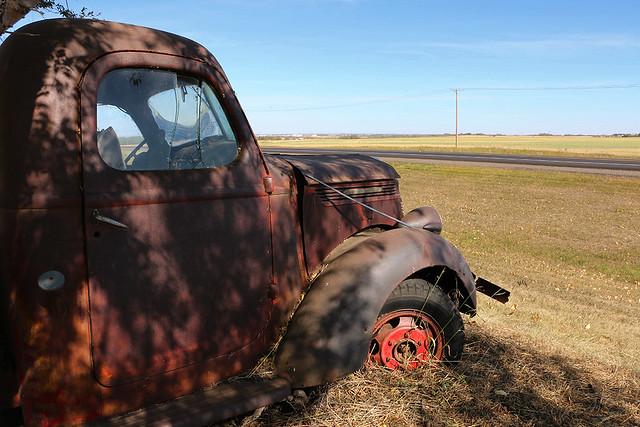 International Harvester Farm Truck