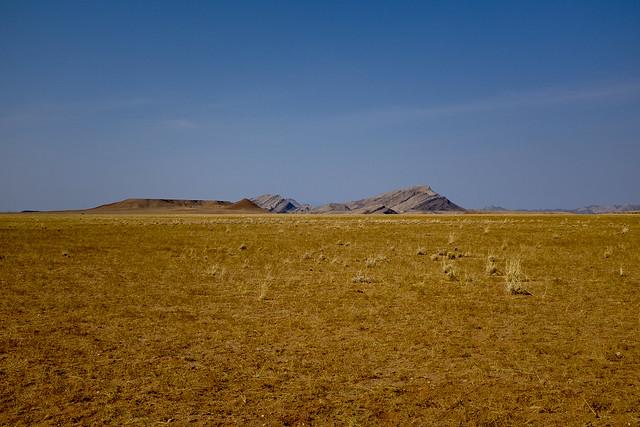 Namibia: on the road to Swakopmund