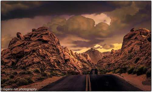 Into the Valley of Fire !!