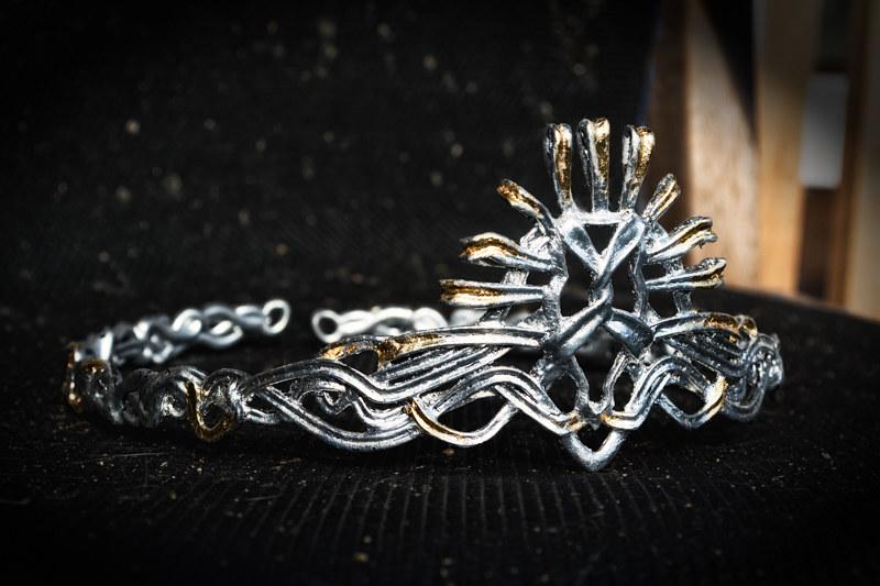 Cersei S Crown A Replica Of Cersei Lannister S Crown 3d P Flickr