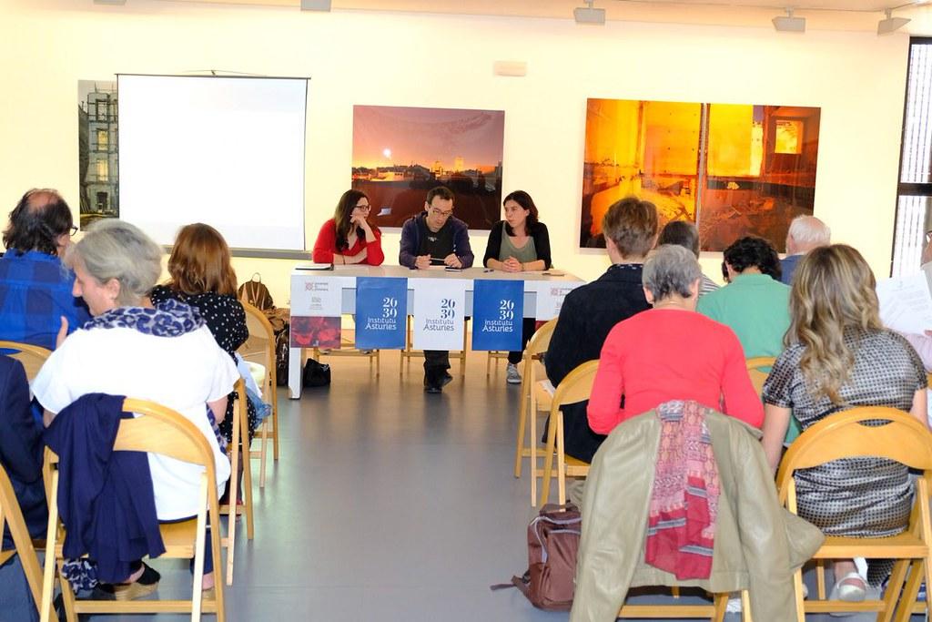 Presentación del Institutu Asturies 2030