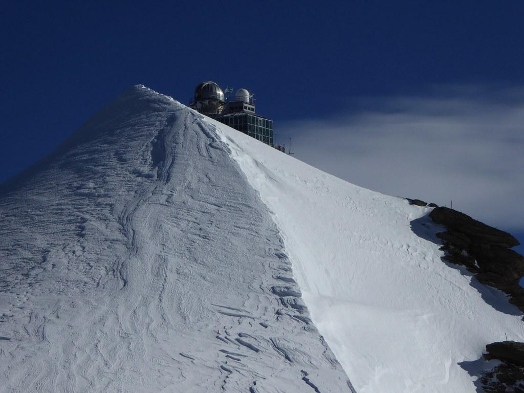 The Sphinx observatory at Jungfraujoch | murky | Flickr