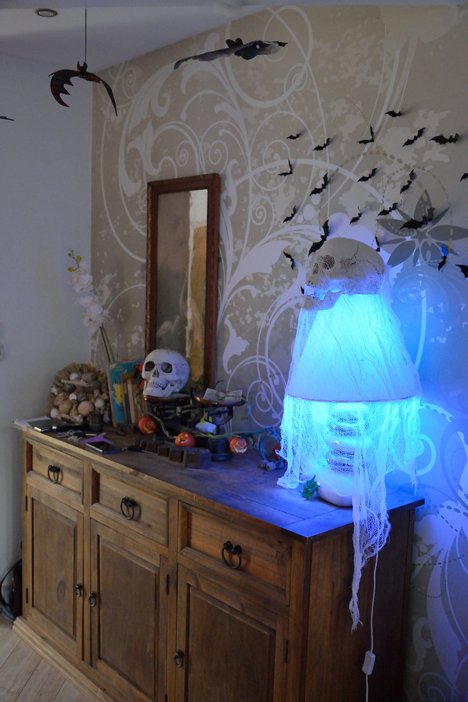halloween 2018 decoration interieur maison (10) | halloween ...