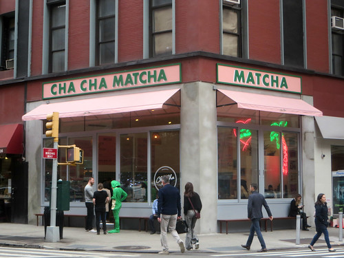 Cha Cha Matcha | by edenpictures