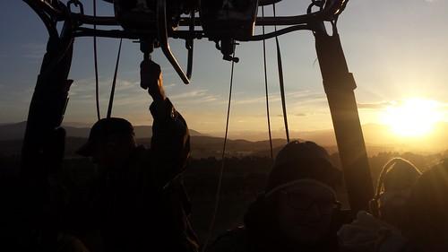 globalballooning countryside melbourne australia yarravalley balgownieestatevineyards hotairballoon
