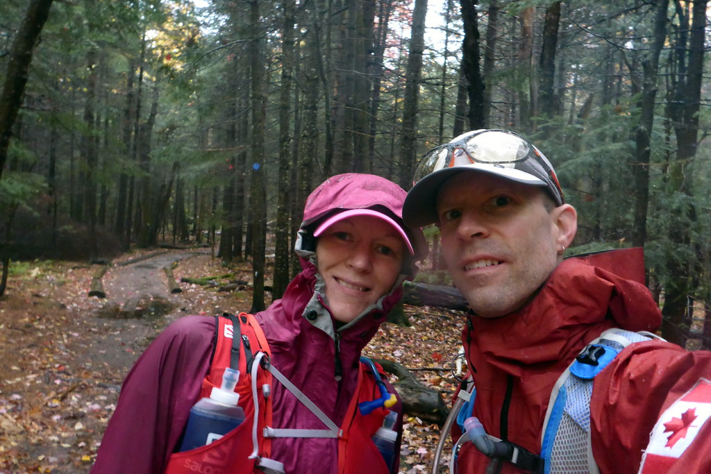 Wet Start to Mount Marcy