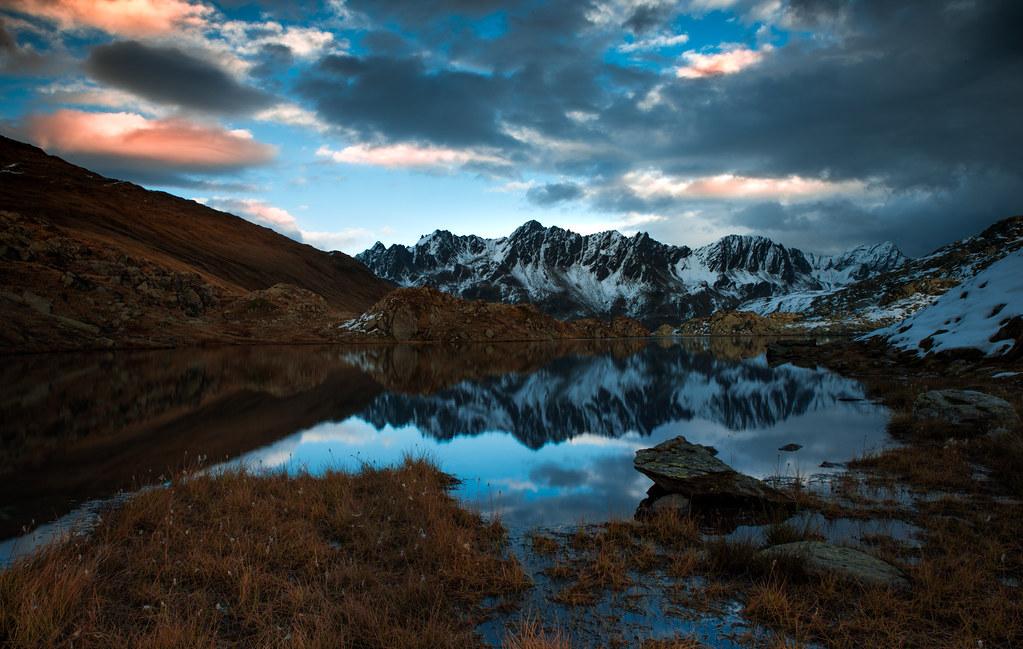 Verwall alps