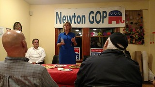 Beth Lindstrom | by Newton Republican City Committee
