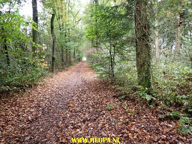 2017-10-24         Raalte 1e dag          31 Km  (121)