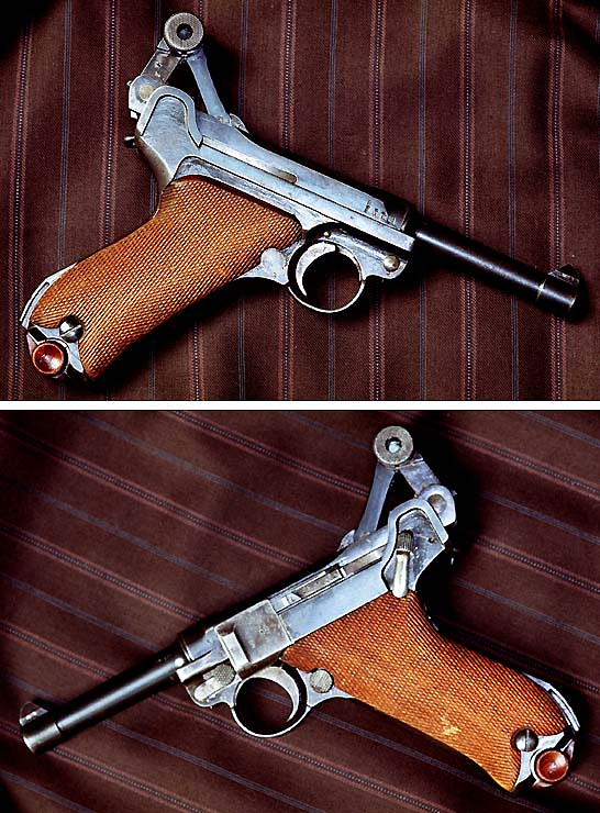 Histoire du Luger P08 9 mm Parabellum 1918 - Page 2 24347543458_94da535641_c