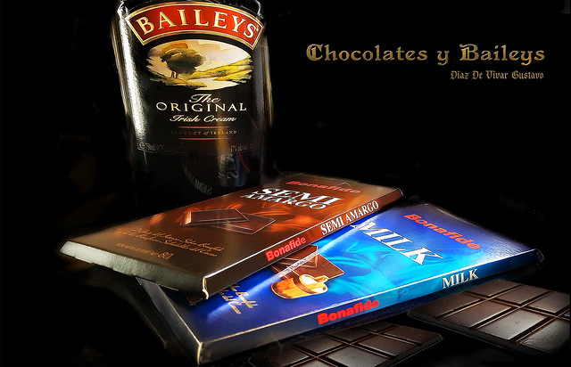 Chocolates y Baileys  - Diaz De Vivar Gustavo