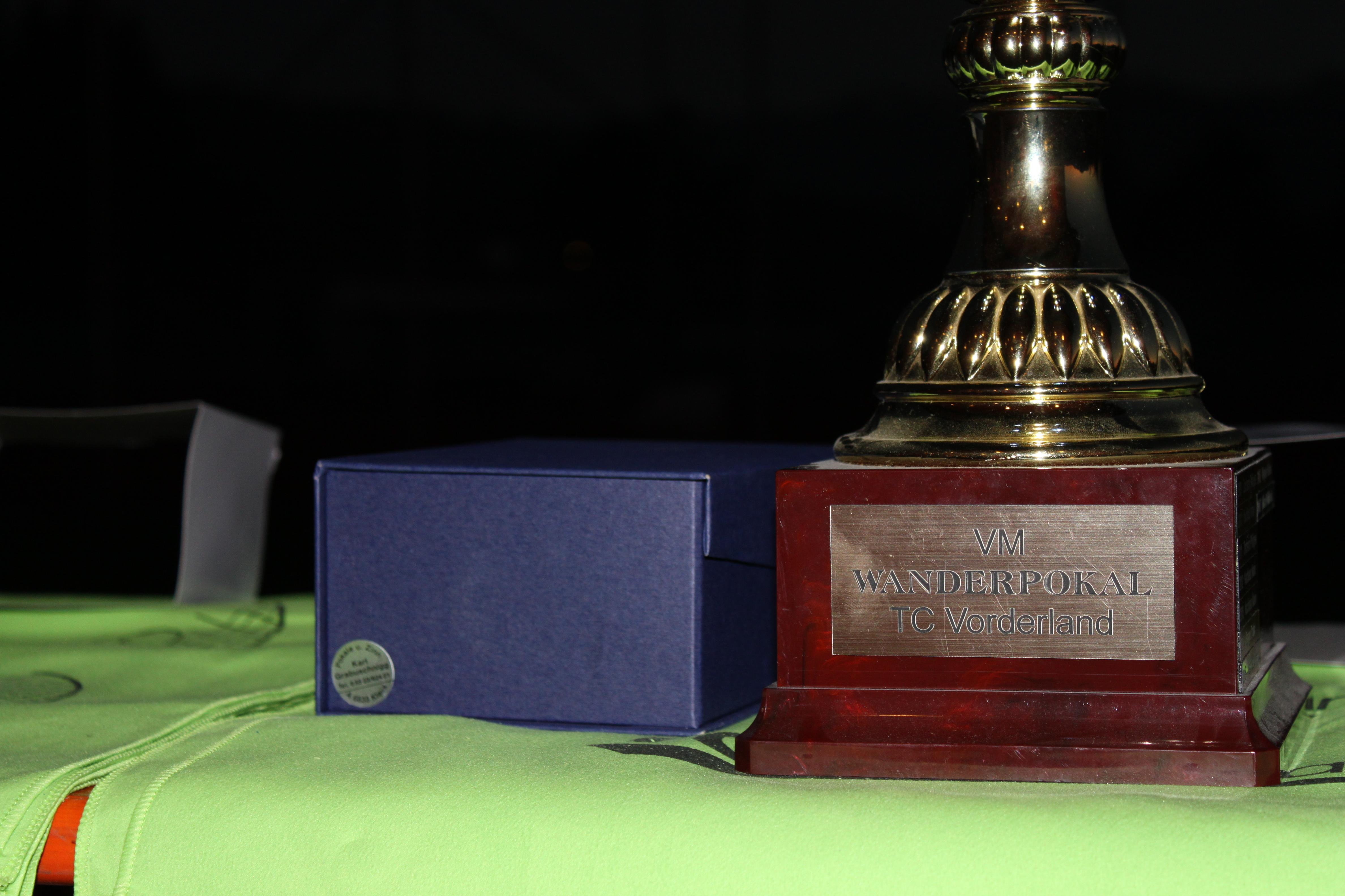 TCV Siegerehrung 2017