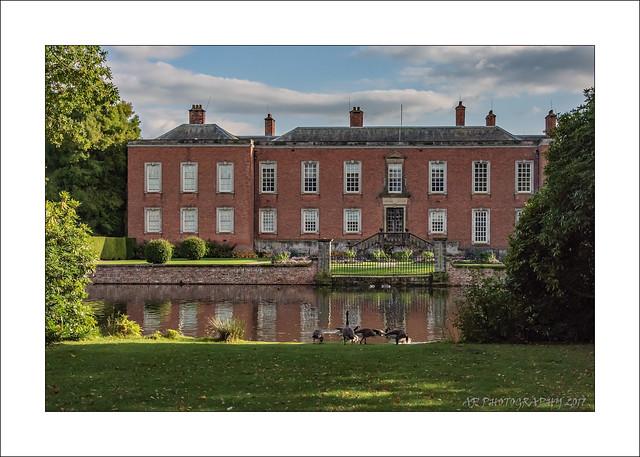 Dunham Massey Hall & Lake