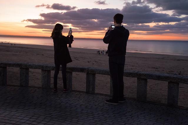 Horizon sous surveillance video